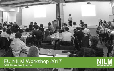 Dates for the 2017 EU NILM Workshop announced!
